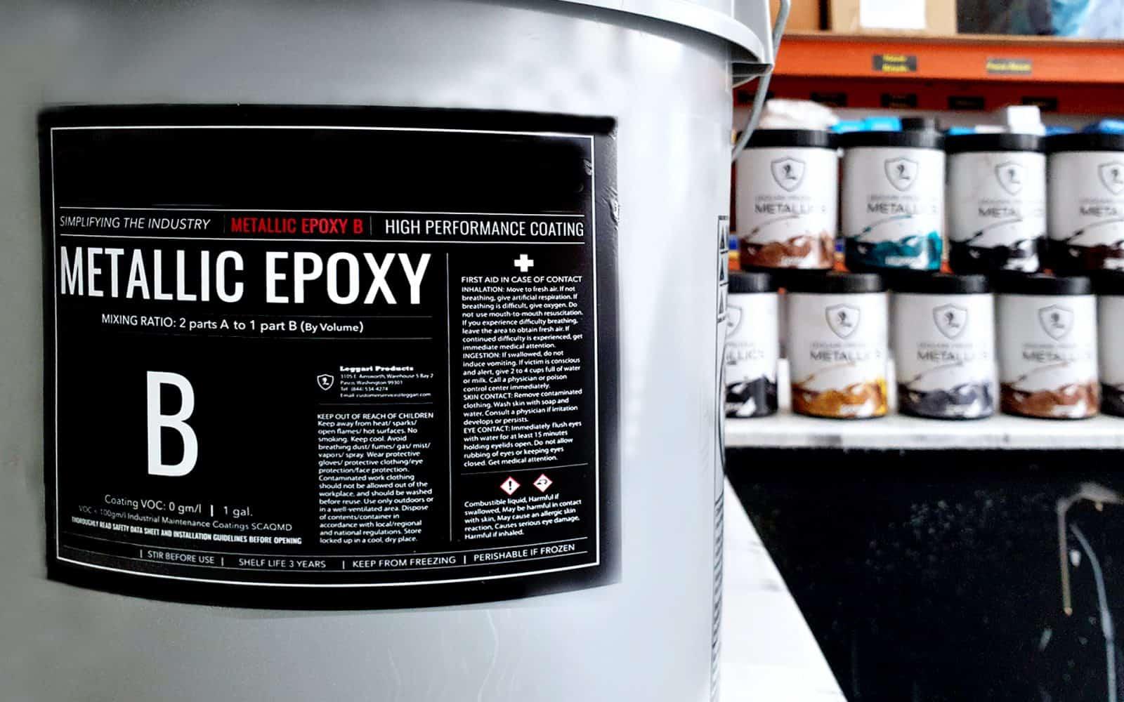 Benefits of Metallic Epoxy