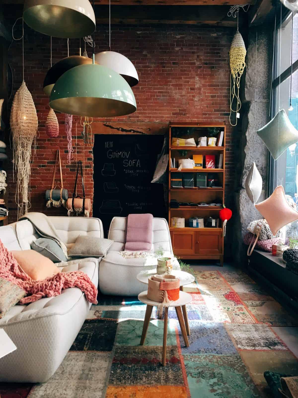 Industrial Style Interior Ideas